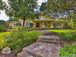 Photo of 612 Canterbury Hill, Terrell Hills, TX 78209 (MLS # 1207653)