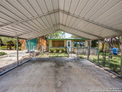 Photo of 719 FAURIE RD, Lakehills, TX 78063 (MLS # 1238776)