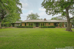 Photo of 129 WAGON TRAIL RD, Shavano Park, TX 78231 (MLS # 1256455)