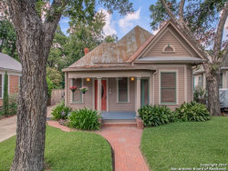 Photo of 507 CEDAR ST, San Antonio, TX 78210 (MLS # 1262647)