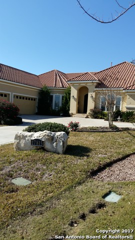 Photo for 17815 WILD BASIN, San Antonio, TX 78258 (MLS # 1267606)