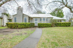 Photo of 110 CLAYWELL DR, Alamo Heights, TX 78209 (MLS # 1293461)