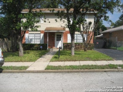 Photo of 107 Marcia PL, Alamo Heights, TX 78209 (MLS # 1296035)
