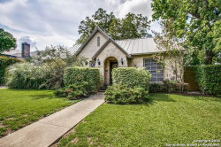 Photo of 102 E HERMOSA DR, Olmos Park, TX 78212 (MLS # 1304785)