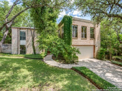 Photo of 11200 WHISPER FALLS ST, San Antonio, TX 78230 (MLS # 1311422)