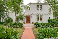Photo of 604 CASTANO AVE, Alamo Heights, TX 78209 (MLS # 1318061)