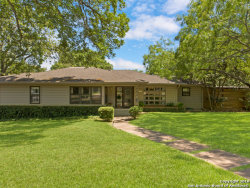 Photo of 1000 WILTSHIRE AVE, Terrell Hills, TX 78209 (MLS # 1318188)
