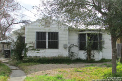 Photo of 314 WARD AVE, San Antonio, TX 78223 (MLS # 1357251)