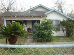 Photo of 512 DIVISION AVE, San Antonio, TX 78214 (MLS # 1357347)