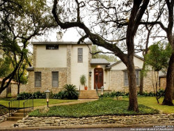 Photo of 630 CASTANO AVE, Alamo Heights, TX 78209 (MLS # 1365326)
