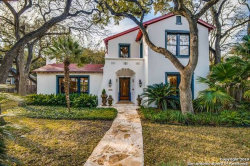 Photo of 320 CASTANO AVE, Alamo Heights, TX 78209 (MLS # 1365850)