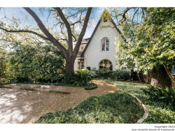 Photo of 110 ALBANY ST, Alamo Heights, TX 78209 (MLS # 1371745)
