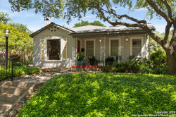 Photo of 301 WILDROSE AVE, Alamo Heights, TX 78209 (MLS # 1380378)