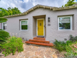 Photo of 216 INSLEE AVE, Alamo Heights, TX 78209 (MLS # 1385104)