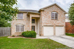 Photo of 181 SPICE OAK LN, Cibolo, TX 78108 (MLS # 1385254)