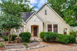 Photo of 350 ELMHURST AVE, San Antonio, TX 78209 (MLS # 1391718)