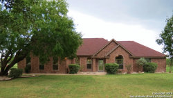 Photo of 121 COLETTE LN, Marion, TX 78124 (MLS # 1394687)