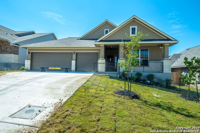 Photo for 3607 High Cloud Drive, New Braunfels, TX 78130 (MLS # 1398083)