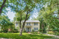 Photo of 110 RIDGEMONT AVE, Terrell Hills, TX 78209 (MLS # 1399619)