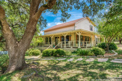 Photo of 301 RIDGE CREEK LN, Bulverde, TX 78163 (MLS # 1400726)