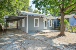 Photo of 114 Palo Blanco St, San Antonio, TX 78210 (MLS # 1408580)