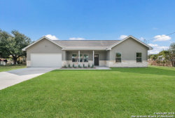 Photo of 1006 BERLIN ST, Castroville, TX 78009 (MLS # 1415771)