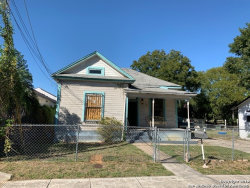 Photo of 125 GLASS AVE, San Antonio, TX 78204 (MLS # 1419665)