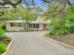 Photo of 170 CLAYWELL DR, Alamo Heights, TX 78209 (MLS # 1421561)