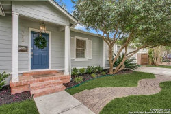 Photo of 272 CLAYWELL DR, Alamo Heights, TX 78209 (MLS # 1423109)