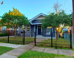 Photo of 704 CAROLINA ST, San Antonio, TX 78210 (MLS # 1428425)