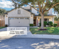Photo of 12706 HAPPY CEDAR, Helotes, TX 78023 (MLS # 1430860)