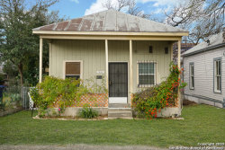 Photo of 1417 N Olive St, San Antonio, TX 78208 (MLS # 1434644)