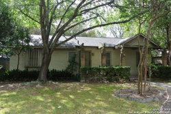 Photo of 136 CLAYWELL DR, Alamo Heights, TX 78209 (MLS # 1435559)