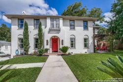 Photo of 107 WILDROSE AVE, Alamo Heights, TX 78209 (MLS # 1435571)