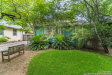 Photo of 221 REDWOOD ST, Alamo Heights, TX 78209 (MLS # 1438004)
