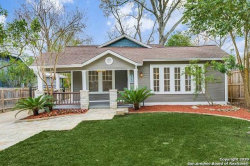Photo of 228 ABISO AVE, Alamo Heights, TX 78209 (MLS # 1445295)