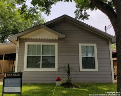 Photo of 326 HUERTA ST, San Antonio, TX 78207 (MLS # 1445785)