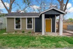 Photo of 410 TILDEN ST, San Antonio, TX 78208 (MLS # 1447037)