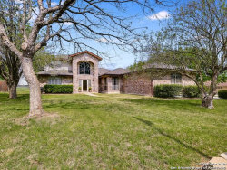 Photo of 112 INDIAN BLANKET ST, Cibolo, TX 78108 (MLS # 1449499)