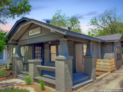 Photo of 611 BAILEY AVE, San Antonio, TX 78210 (MLS # 1449657)