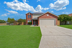 Photo of 9602 DIAMOND CLIFF DR, Helotes, TX 78023 (MLS # 1458886)