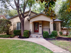 Photo of 120 TUXEDO AVE, Alamo Heights, TX 78209 (MLS # 1464939)