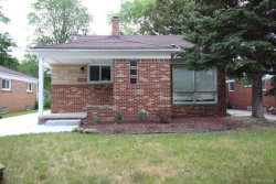 Photo of 24330 WESTHAMPTON ST, Oak Park, MI 48237 (MLS # 21354252)