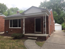 Photo of 24460 ROANOKE AVE, Oak Park, MI 48237 (MLS # 21355457)