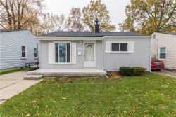 Photo of 528 E BROCKTON AVE, Madison Heights, MI 48071 (MLS # 21390834)