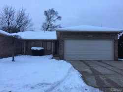 Photo of 34465 MAPLE LANE DR, Sterling Heights, MI 48312 (MLS # 21415500)