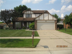 Photo of 3551 CHIPPENDALE DR W, Sterling Heights, MI 48310-1775 (MLS # 21562282)