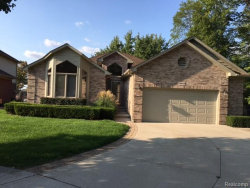 Photo of 14503 TOUSSAINT CRT, Sterling Heights, MI 48313-2755 (MLS # 21590463)