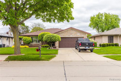 Photo of 39322 PINEBROOK DR, Sterling Heights, MI 48310-2428 (MLS # 21608663)