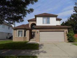 Photo of 40945 JUSTIN DR, Sterling Heights, MI 48310-1967 (MLS # 21616912)